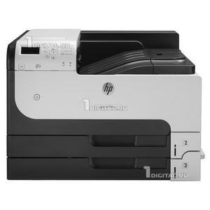 Принтер HP LaserJet Enterprise 700 Printer M712dn. монохромный лазерныйHPA3, 1200dpi, 40ppm, 512Mb, 3trays 600+250+100, USB2, дуплекс, Ethernet