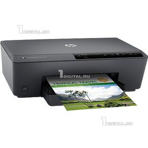 Принтер HP Officejet Pro 6230 ePrinter (E3E03A) цветной струйныйHP(A4, 1200x600 dpi, 18/10 стр./мин., Duplex, лоток 60 л., USB, Ethernet, Wi-Fi)