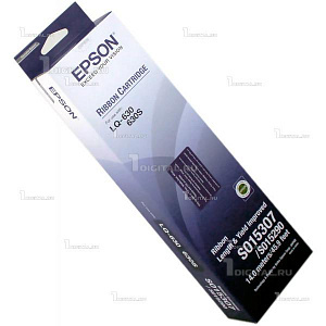 Картридж Epson C13S015307BA Ribbon cartridge для LQ-630Epson