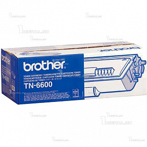 Картридж Brother TN-6600 /TN-460 чёрный для HL-1430/MFC-9650 (6K)Brother