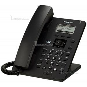 VoIP телефон Panasonic KX-HDV100RUB черныйPanasonic(SIP, IP-телефон, HD, 1x10/100 Base-TX)