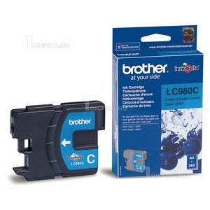 Картридж Brother LC980CBrother