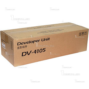Блок проявки Kyocera DV-4105 Developer Unit для TASKalfa 1800/2200/1801/2201 (300К) (302NG93010)KyoceraРесурс 300000 страниц