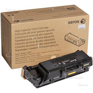 Картридж Xerox 106R03621 черный для WorkCentre 3335/3345 Phaser 3330 (8.5К)XeroxРесурс 8500 страниц