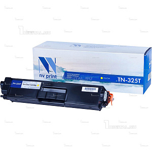 Картридж NV Print TN-325Y желтый для Brother HL-4140/4150/4570 DPC-90559270 MFC-9460/9465/9970 (3.5К)(NV-TN325TY)NV PrintРесурс 3500 страниц при 5% заполнении