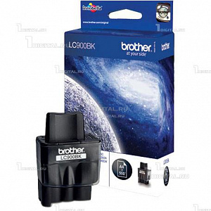 Картридж Brother LC900BK /LC41BK черный для DCP-115/120/MFC-215Brother