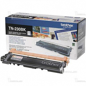 Картридж Brother TN-230BK черный для DCP-9010CN HL-3040CN/3070CW MFC-9120CN/9320DW (2,2K)BrotherРесурс 2200 страниц