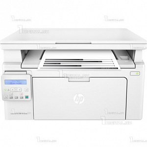 МФУ HP LaserJet Pro M132nw RU (G3Q62A) (принтер/ сканер/ копир)HPA4, 600x600 dpi, 22 стр/мин, 256Mb, USB, Ethernet. Wi-Fi