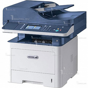МФУ Xerox WorkCentre 3335V DNI (3335V_DNI) принтер-сканер-копир-факсXeroxA4, 35 стр/мин, 1.5Gb/USB, Ethernet, Wi-Fi, Duplex. ADF