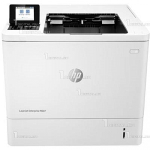 Принтер HP LaserJet Enterprise M607n (K0Q14A) лазерный монохромныйHP(A4, 1200 dpi, 52стр./мин., 512Mb, Ethernet/ USB)