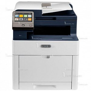 МФУ Xerox WorkCentre 6515N принтер-копир-сканер-факс (6515V_N)Xerox(A4, 28 стр/мин, 2GB, USB, Enternet, автоподатчик)