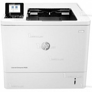 Принтер HP LaserJet Enterprise M608n (K0Q17A)HP(A4, 1200 dpi, 61стр./мин.,512Mb Ethernet/ USB)