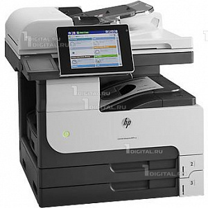 МФУ HP LaserJet Enterprise 700 MFP M725dn (CF066A) принтер-сканер-копирHPA3, 41 стр/мин, duplex, DADF. USB, Ethernet, 1GB, HDD 320GB
