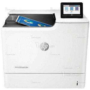Принтер HP LaserJet Enterprise M653dn цветной лазерный (J8A04A)HP(A4, 56 стр./мин.,1024Мб, дуплекс, Ethernet, USB)