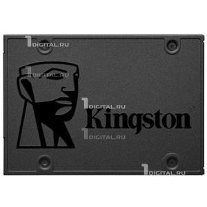 SSD накопитель Kingston SATA III 120Gb SA400S37, 120G (SA400S37/120G)KingstonR/W - 500/320 MB/s