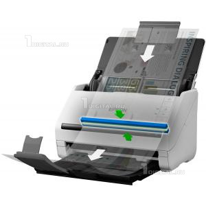 Сканер Epson WorkForce DS-530N (B11B226401BT) потоковыйEpson