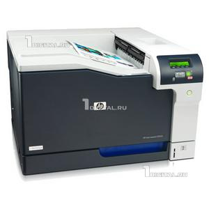 Принтер HP Color LaserJet Professional CP5225dn цветной лазерный (CE712A)HPA3, 600dpi, 20(20)ppm, дуплекс, 192Mb, , USB, Ethernet)