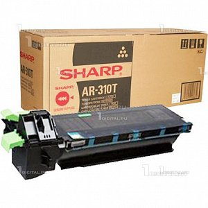 Картридж Sharp AR310T черный для AR-5625/5631 (25К) (AR-310T)SharpРесурс 25000 страниц