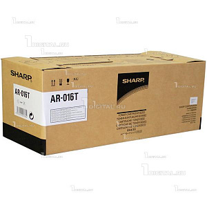 Картридж Sharp AR016LT/AR016T черный для AR-5015/5020/5120/5220/5316/5320 (16K) (AR-016LT)SharpРесурс 16000 страниц