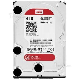 Жёсткий диск Western Digital 4 TB WD Red 3.5'' SATA3 5400 RPM (WD40EFRX)Western Digital