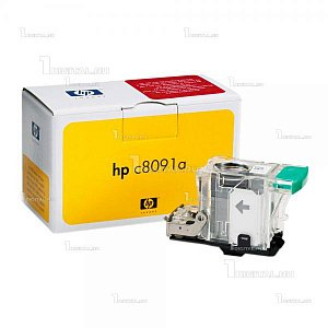 Картридж HP C8091A Скрепки HP Staple Cartridge for Stapler/StackeHPдля 4345mfp/4730mfp/9040/9050/4700